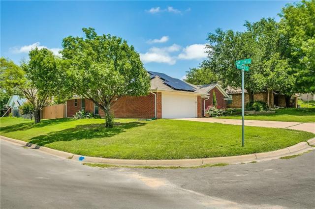 1416 Westbriar Drive, Weatherford, TX 76086 (MLS #14124722) :: Lynn Wilson with Keller Williams DFW/Southlake