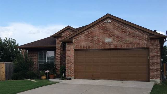 9924 Bend Court, Fort Worth, TX 76177 (MLS #14124727) :: Lynn Wilson with Keller Williams DFW/Southlake