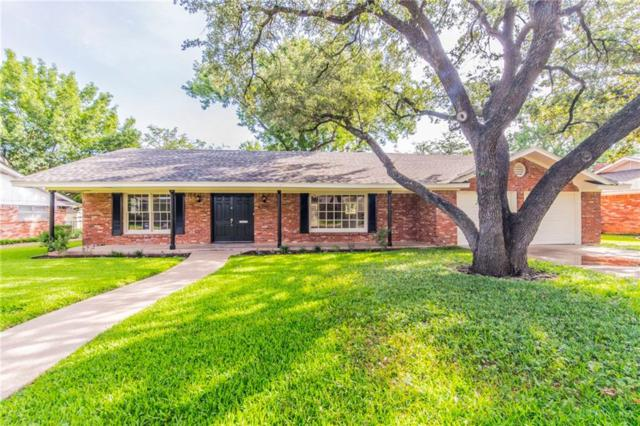 4320 Whitfield Avenue, Fort Worth, TX 76109 (MLS #14124744) :: The Heyl Group at Keller Williams