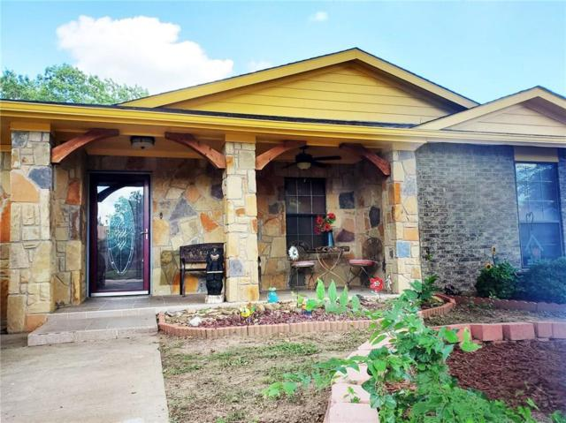 1505 Fairway Drive, Graham, TX 76450 (MLS #14124771) :: RE/MAX Town & Country