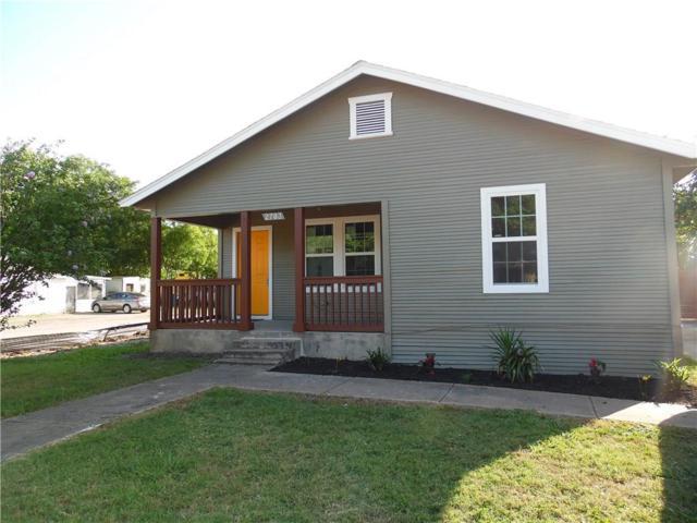 2703 Clymer Street, Dallas, TX 75212 (MLS #14124780) :: Van Poole Properties Group