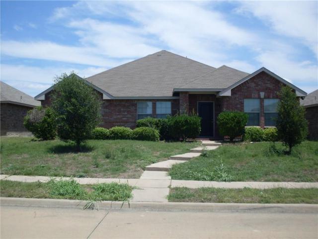 2318 Abby Lane, Lancaster, TX 75134 (MLS #14124784) :: The Heyl Group at Keller Williams