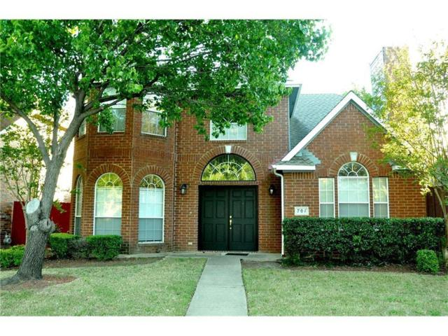 701 Allen Road, Coppell, TX 75019 (MLS #14124795) :: Lynn Wilson with Keller Williams DFW/Southlake