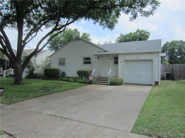 1633 S 16th Street, Abilene, TX 79602 (MLS #14124800) :: The Heyl Group at Keller Williams