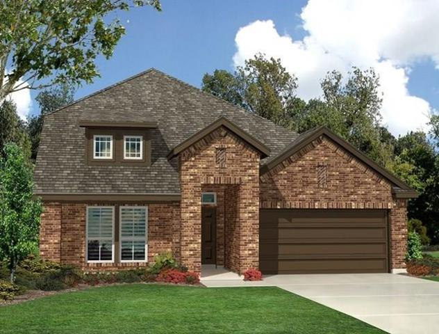 15972 Hayes Ridge Drive, Fort Worth, TX 76177 (MLS #14124801) :: Van Poole Properties Group