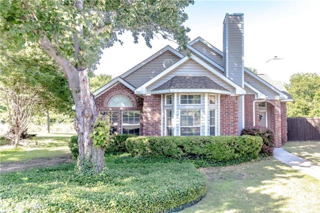 9122 Oak Hollow Drive, Rowlett, TX 75089 (MLS #14124825) :: The Heyl Group at Keller Williams
