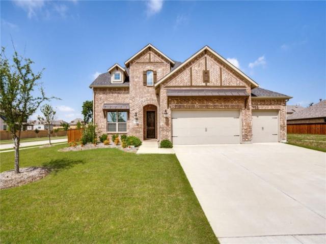 8001 Deep Water Cove, Mckinney, TX 75071 (MLS #14124850) :: Kimberly Davis & Associates