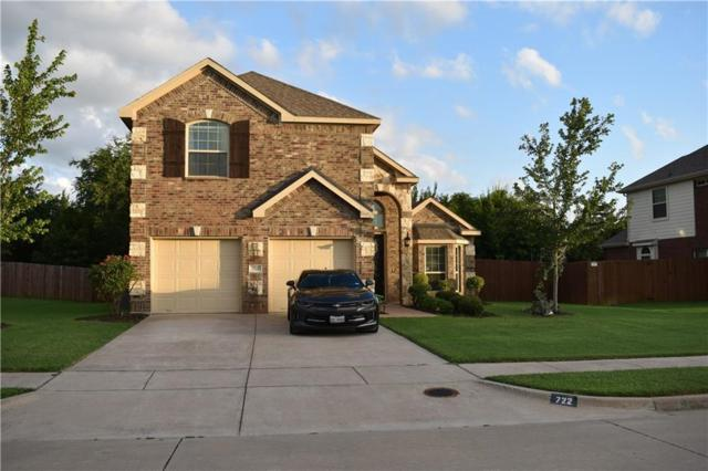 722 Cross Creek Drive, Cedar Hill, TX 75104 (MLS #14124863) :: RE/MAX Pinnacle Group REALTORS