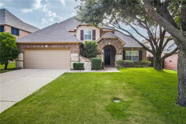 2116 Whitney Lane, Mckinney, TX 75072 (MLS #14124904) :: RE/MAX Town & Country