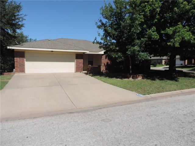 7341 Janna Drive, Abilene, TX 79606 (MLS #14124915) :: The Paula Jones Team | RE/MAX of Abilene