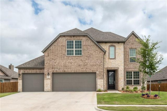 825 Layla Drive, Fate, TX 75087 (MLS #14124943) :: The Heyl Group at Keller Williams
