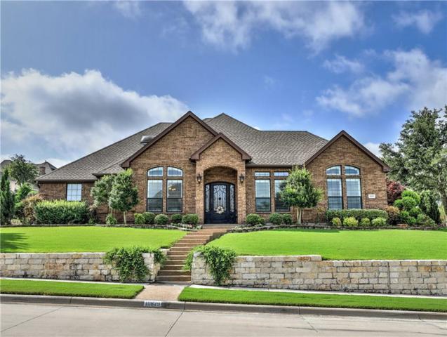 10829 Hawkins Home Boulevard, Benbrook, TX 76126 (MLS #14124963) :: Potts Realty Group