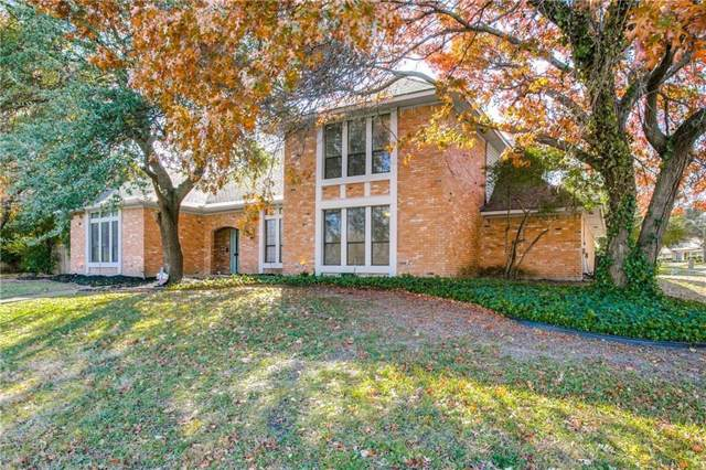 5013 Country Place Drive, Plano, TX 75023 (MLS #14125019) :: Real Estate By Design