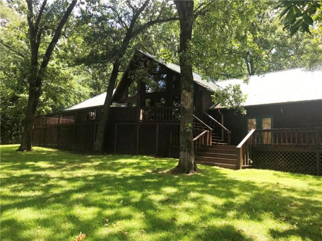 176 Cr 2928, Pittsburg, TX 75686 (MLS #14125038) :: The Heyl Group at Keller Williams
