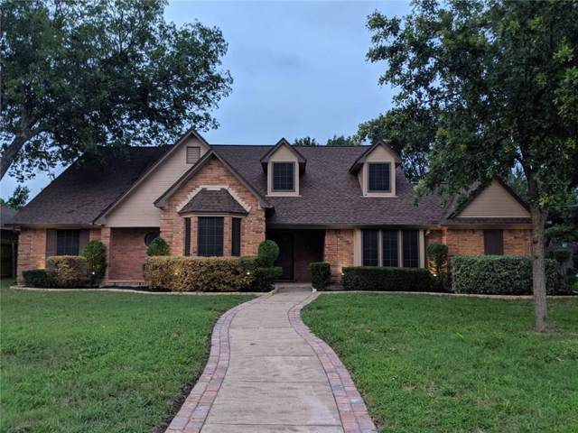 104 Diann Street, Lancaster, TX 75146 (MLS #14125085) :: RE/MAX Town & Country