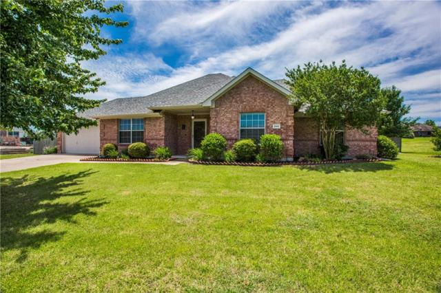 208 Grant Drive, Fate, TX 75189 (MLS #14125134) :: The Heyl Group at Keller Williams