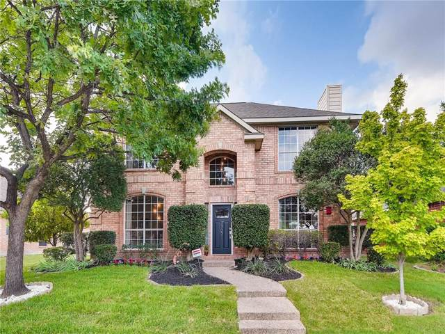 7707 Worthing Street, Dallas, TX 75252 (MLS #14125137) :: The Real Estate Station