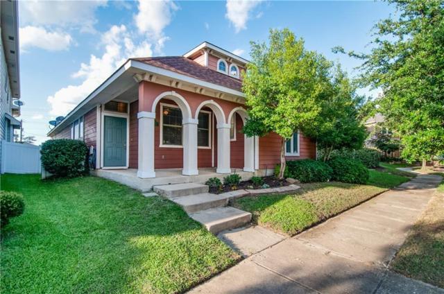 1413 Macon Drive, Savannah, TX 76227 (MLS #14125195) :: Real Estate By Design