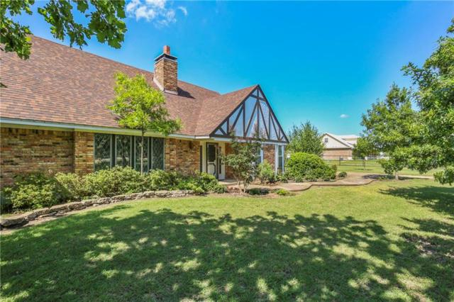 4803 E Parker Road, Parker, TX 75002 (MLS #14125226) :: RE/MAX Town & Country