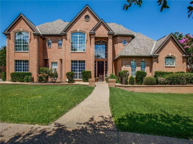 6200 Highland Hills Lane, Colleyville, TX 76034 (MLS #14125230) :: RE/MAX Town & Country