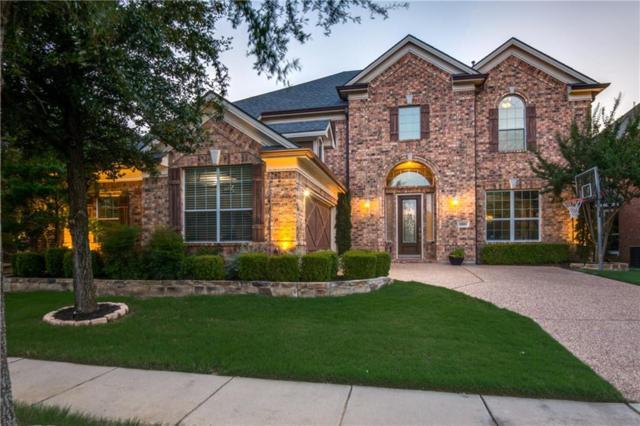 8801 Thompson Drive, Lantana, TX 76226 (MLS #14125243) :: The Heyl Group at Keller Williams
