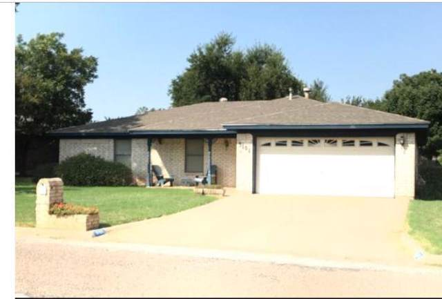 3101 Chimney Rock Road, Abilene, TX 79606 (MLS #14125268) :: RE/MAX Town & Country