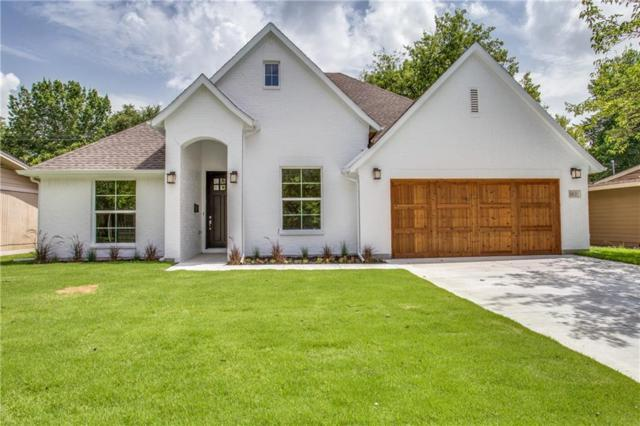 5821 Fursman Avenue, Fort Worth, TX 76114 (MLS #14125296) :: RE/MAX Town & Country
