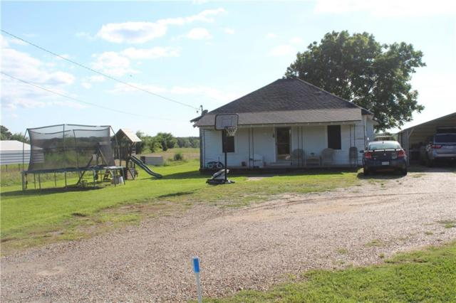 507 S Main Street, Ravenna, TX 75476 (MLS #14125316) :: The Heyl Group at Keller Williams