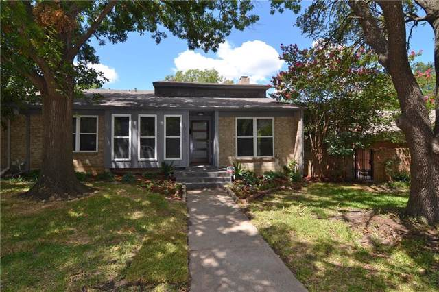 10533 Barrywood Drive, Dallas, TX 75230 (MLS #14125317) :: Robbins Real Estate Group