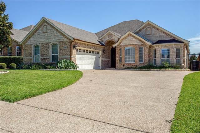 5505 Pico Lane, Benbrook, TX 76126 (MLS #14125320) :: Potts Realty Group