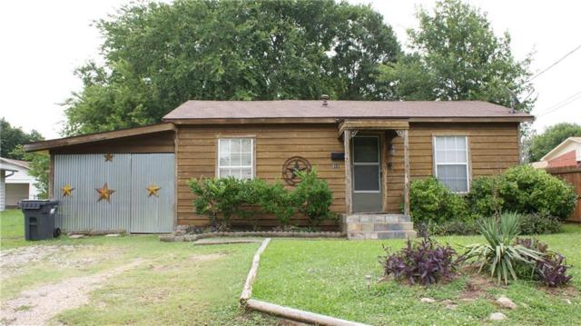 511 N 32nd Street, Corsicana, TX 75110 (MLS #14125439) :: The Heyl Group at Keller Williams