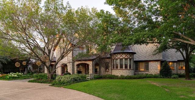 6401 Westcoat Drive, Colleyville, TX 76034 (MLS #14125448) :: All Cities Realty