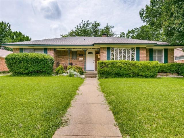 3713 Tulane Circle, Garland, TX 75043 (MLS #14125458) :: The Heyl Group at Keller Williams