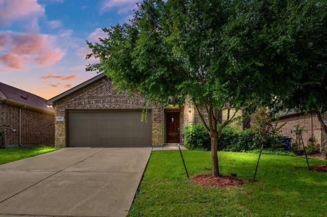 613 Osage Drive, Mckinney, TX 75071 (MLS #14125530) :: The Heyl Group at Keller Williams