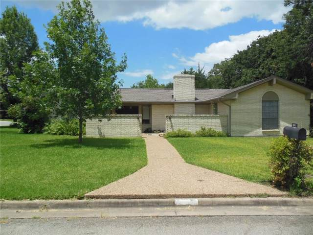 1002 Tanglewood Drive, Greenville, TX 75402 (MLS #14125531) :: Real Estate By Design