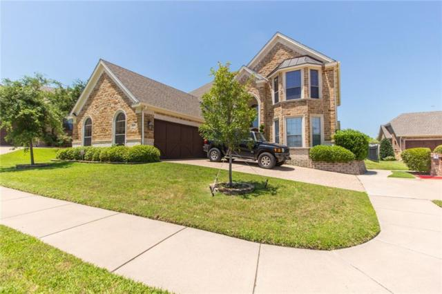 4816 Ridge Circle, Benbrook, TX 76126 (MLS #14125534) :: The Tierny Jordan Network
