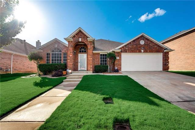 5500 Vicksburg Drive, Arlington, TX 76017 (MLS #14125553) :: The Rhodes Team