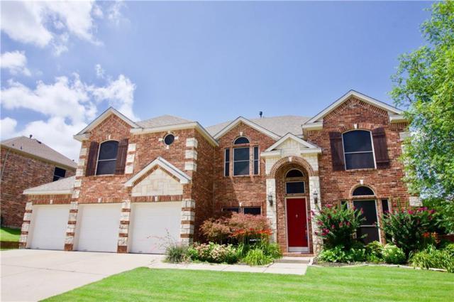 309 Palomino Lane, Celina, TX 75009 (MLS #14125555) :: Kimberly Davis & Associates