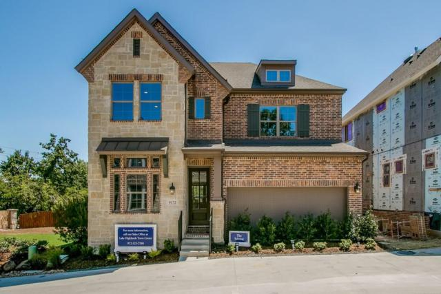 9172 Rock Daisy Court, Dallas, TX 75231 (MLS #14125575) :: Robbins Real Estate Group