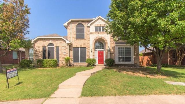 8614 Huntington Drive, Rowlett, TX 75089 (MLS #14125607) :: RE/MAX Town & Country