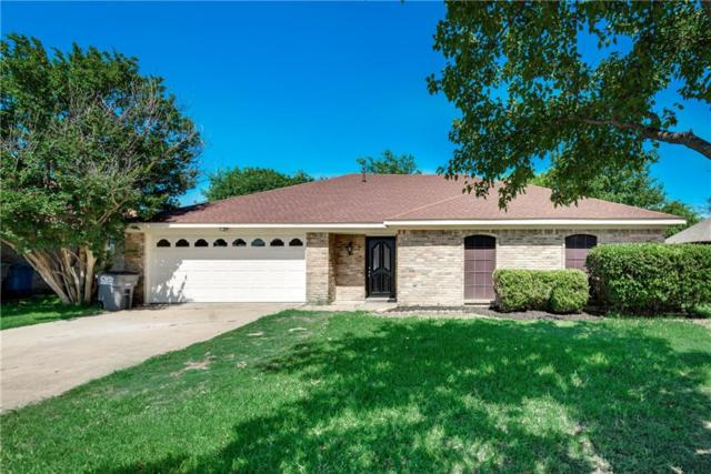 1110 Candlewood Drive, Allen, TX 75002 (MLS #14125629) :: Lynn Wilson with Keller Williams DFW/Southlake