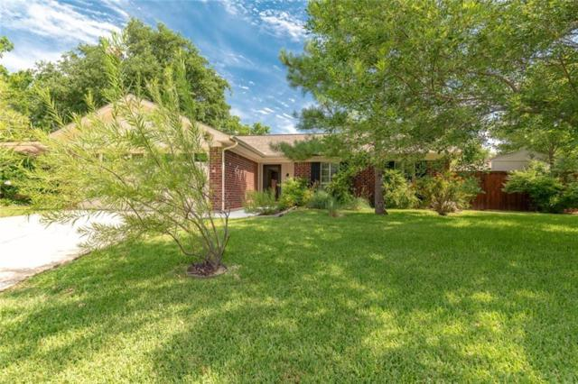 708 Springwood Drive, Hurst, TX 76054 (MLS #14125658) :: RE/MAX Town & Country