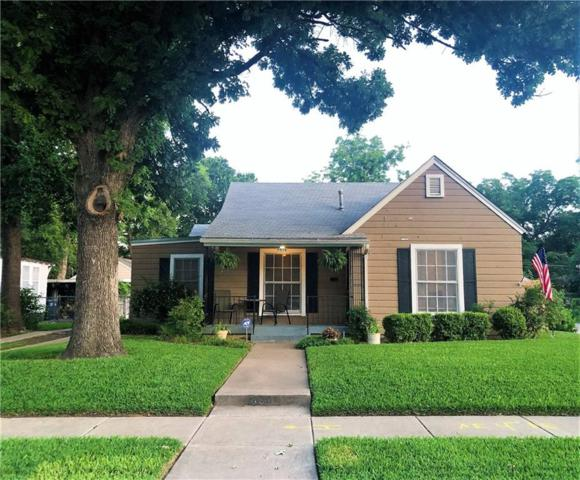 3516 Primrose Avenue, Fort Worth, TX 76111 (MLS #14125678) :: RE/MAX Town & Country