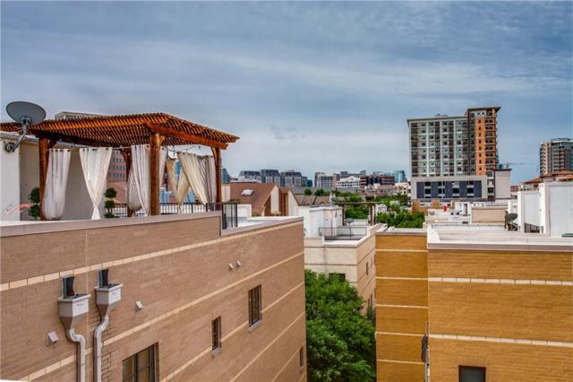 3210 Carlisle Street #63, Dallas, TX 75204 (MLS #14125689) :: Team Hodnett