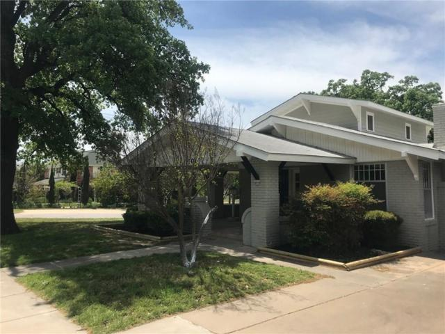 1101 Oak Avenue N, Mineral Wells, TX 76067 (MLS #14125737) :: The Tonya Harbin Team