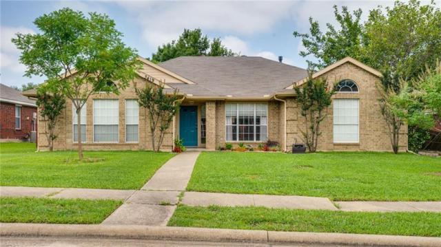 3419 Tulip Lane, Rowlett, TX 75089 (MLS #14125766) :: The Heyl Group at Keller Williams
