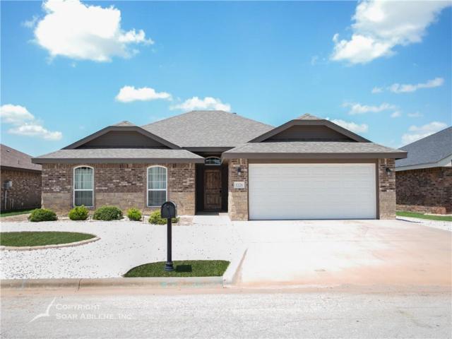 1226 Briar Cliff Path, Abilene, TX 79602 (MLS #14125778) :: The Chad Smith Team