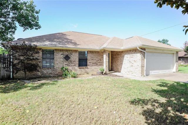 204 Porter Court, Crowley, TX 76036 (MLS #14125803) :: Kimberly Davis & Associates