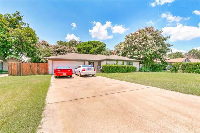 914 Meadowlark Lane, Granbury, TX 76048 (MLS #14125832) :: Lynn Wilson with Keller Williams DFW/Southlake