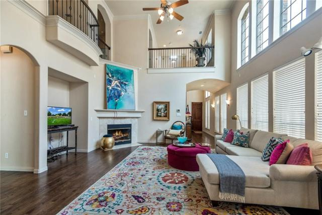 2427 Greymoore Drive, Frisco, TX 75034 (MLS #14125899) :: The Real Estate Station